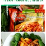 15 easy trader joe's recipes - pinterest