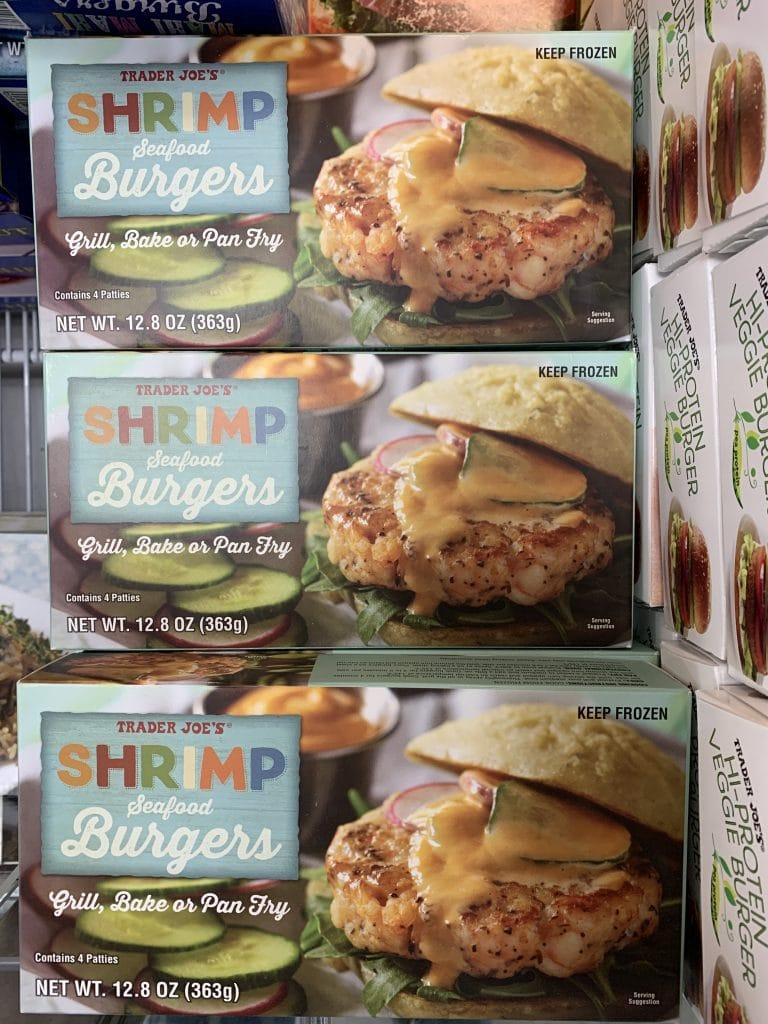 trader joe's shrimp burgers