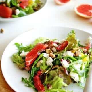 Citrus Salad   anutritionisteats.com