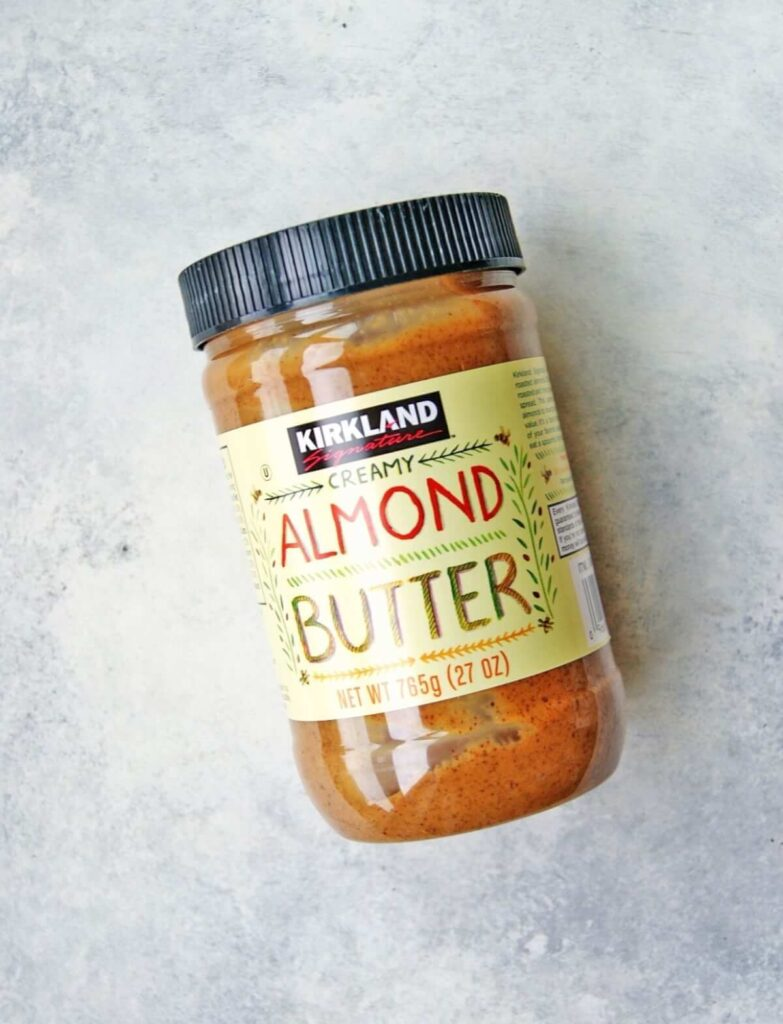 kirkland almond butter