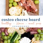 Costco cheese board - pinterest