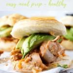 Crockpot Chipotle Chicken recipe - pinterest