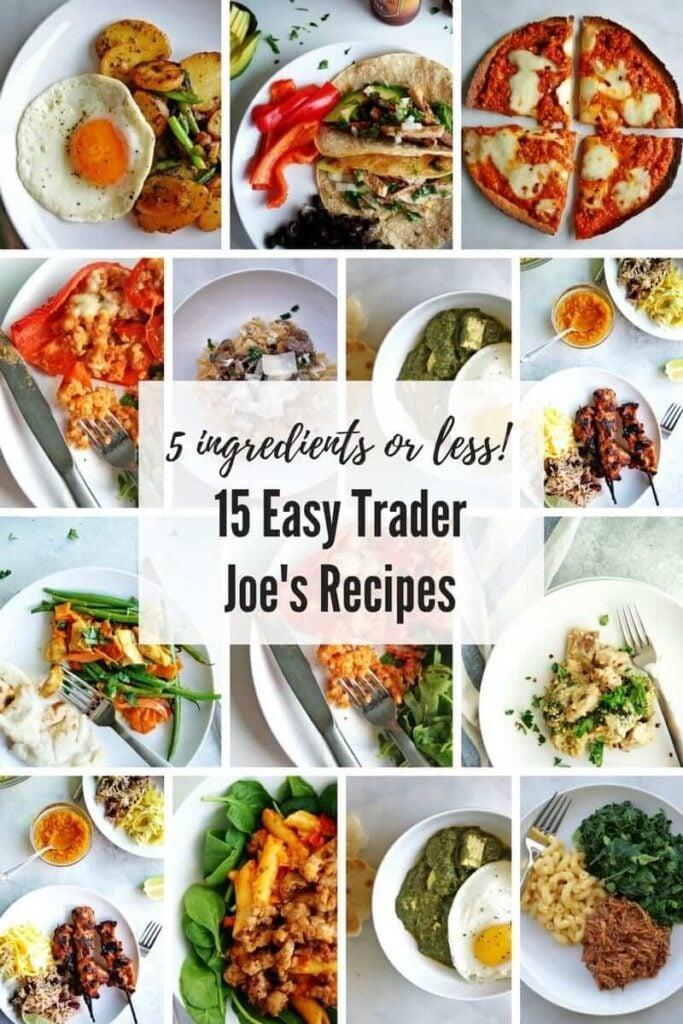 easy trader joe's meals