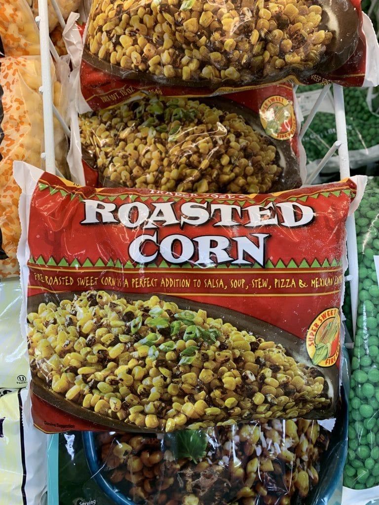 trader joe's roasted corn
