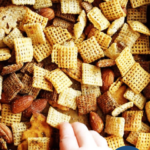 Ranch chex mix recipe - pinterest