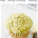 spinach muffin recipe - pinterest