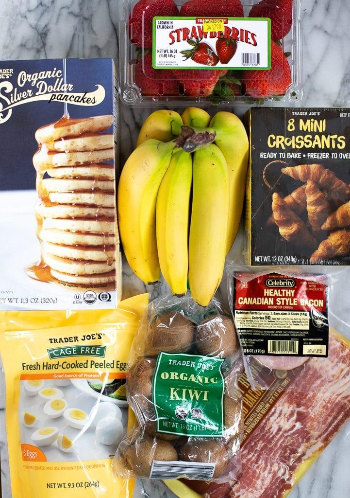 trader joe's breakfast ingredients