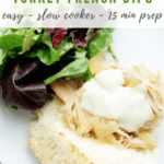 Turkey French Dips recipe - pinterest