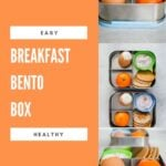 orange pinterest bento breakfast box