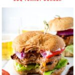 turkey burgers recipe - pinterest