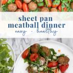 Roasted frozen meatball dinner recipe - pinterest